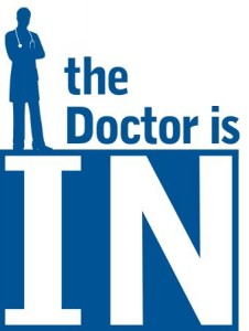 Doctor is in