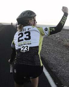 Mile 23 Jersey